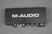 Продам звуковую карту M-Audio M-Track Plus mkII