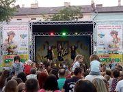 Оренда,  прокат концертної мобільної сцени  в Західній Україні
